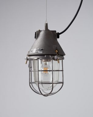 Pendant-lamp-industrial-bunker-cage-off