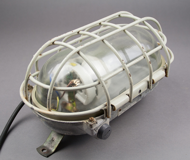 Sea Turtle | Large Industrial Turtle Lamp With Click-cage