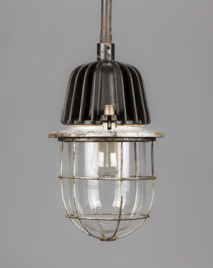 Armadillo | Rare Splash-proof Kandem Fixture With Pendant Rod