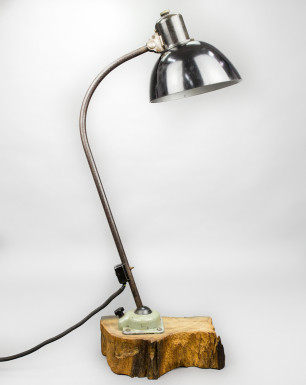 King Cobra | Bauhaus Style Desk Lamp