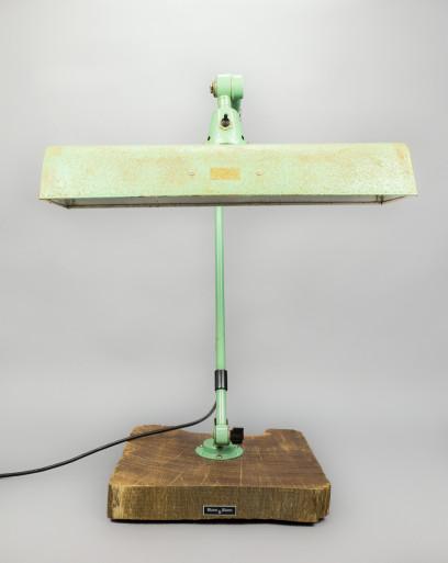 Green Tree Python | Midgard Desk Lamp With Fluorescent Tube