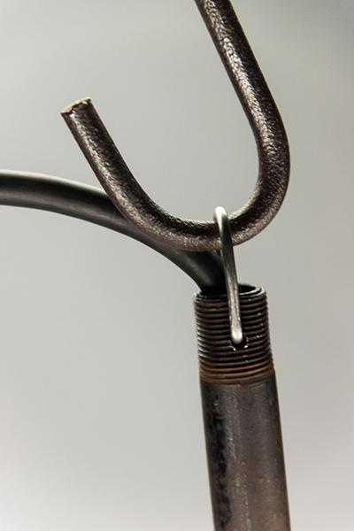 Armadillo | Rare Splash-proof Kandem Fixture With Pendant Rod
