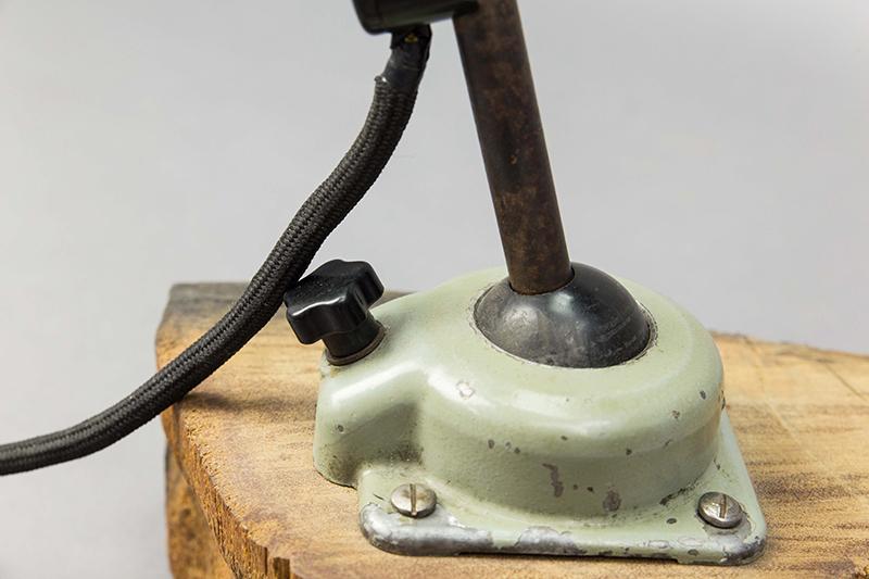King Cobra | Bauhaus Style Desk Lamp