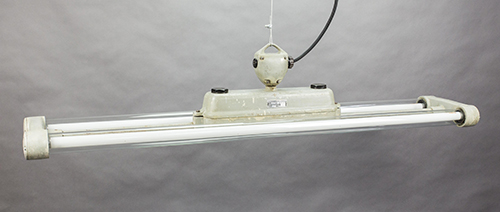 Red Deer   Double Tube Fixture From Early DDR-era