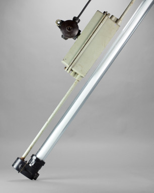 Unicorn | Robust Single Fluorescent Light Fixture