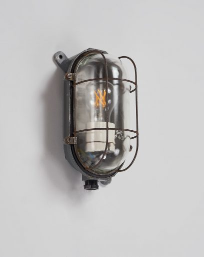 Industrial-Wall-Ceiling-Lamp-Baby-Slender-Turtle-Off