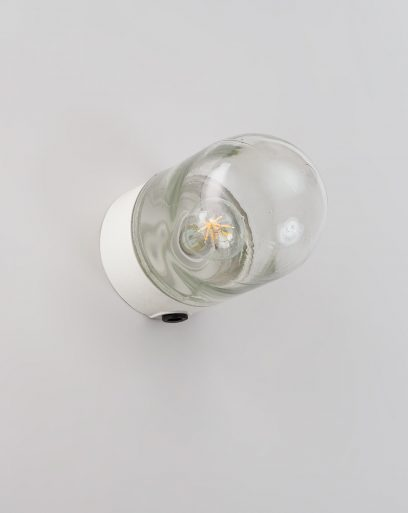 Wall-Ceiling-Lamp-Glass-Porcelain-True-Oyster-Off