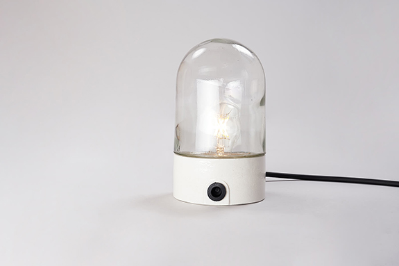 Porcelain-Base-Connection-Hole-Wall-Ceiling-Light-True-Oyster