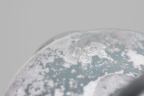 Roundheaded well-glass pendant light