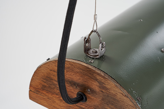 Suspension-Hook-Shell-Green-Beetle