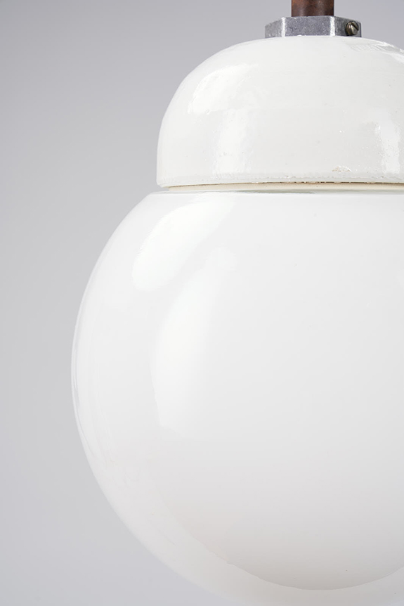 Opaline-Glass-Dome-Pendant-Lamp-Baby-Milky-Nautilus