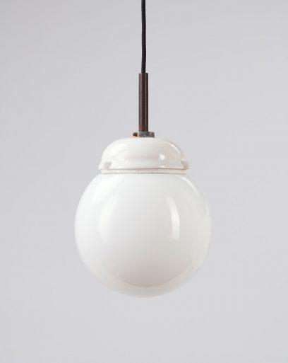 Pendant-Lamp-Opaline-Glass-Porcelain-Milky-Nautilus-Off