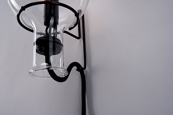 Black-Textile-Cable-Spotted-Jellyfish-Wall-Lamp
