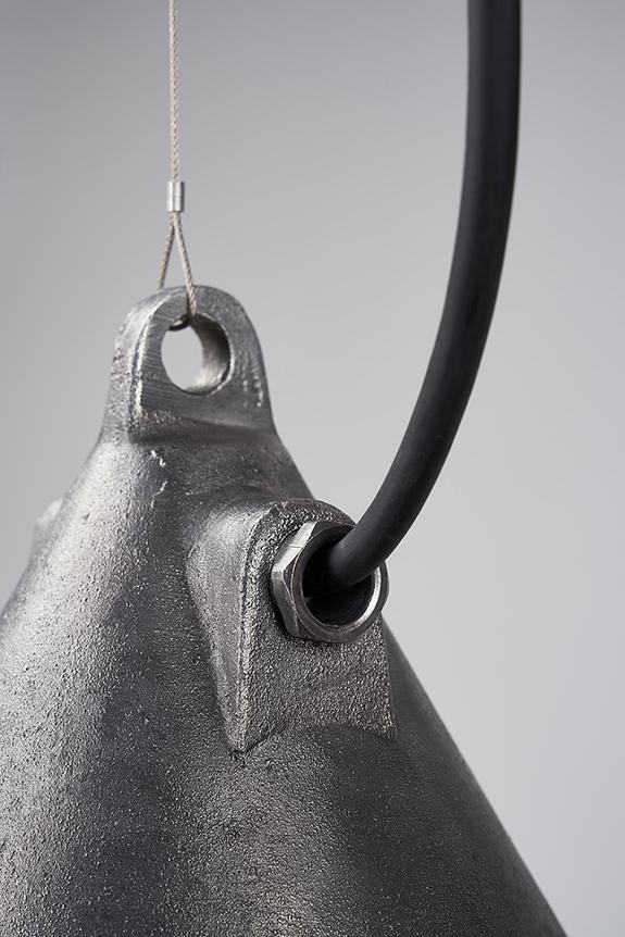 Pendant-Dragon-Shade-Grey-Cable