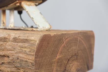 Sanded-Side-Basralocus-Wood-Giant-Clock