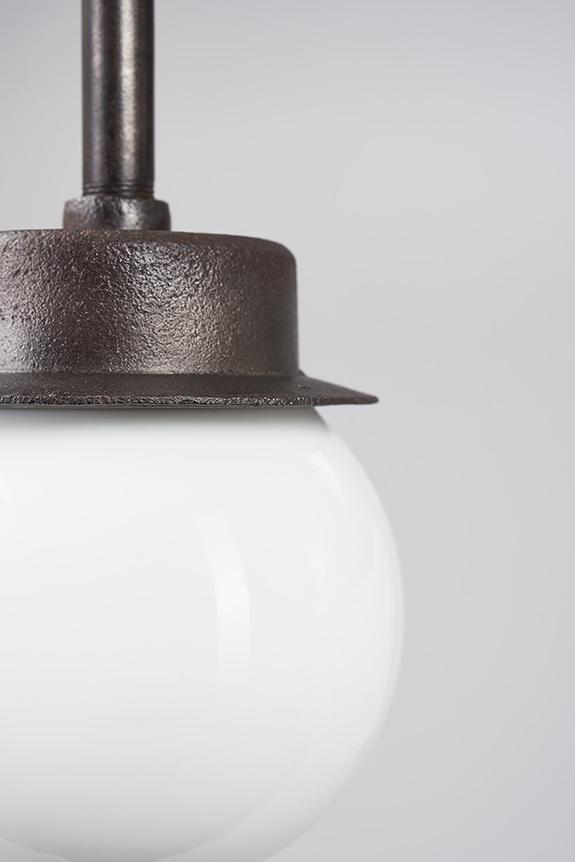 Distinctive-Iron-Base-Pendant-Light-Iron-Nautilus