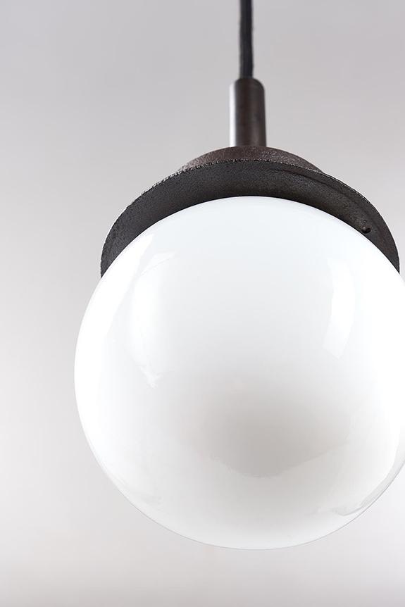 Small-Milky-Glass-Dome-Iron-Nautilus-Pendant